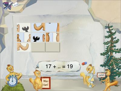 In diesem zahlenbereich bestehen die puzzles aus 12 teilen die